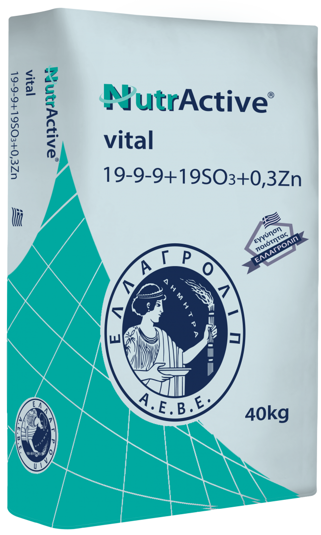 NutrActive vital